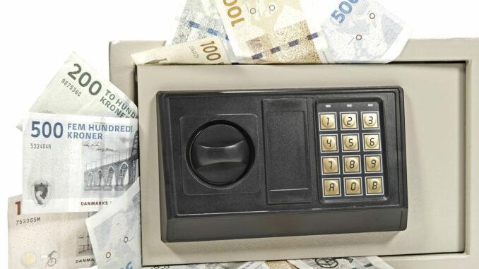 Wie sind Wertsachen im Safe versichert